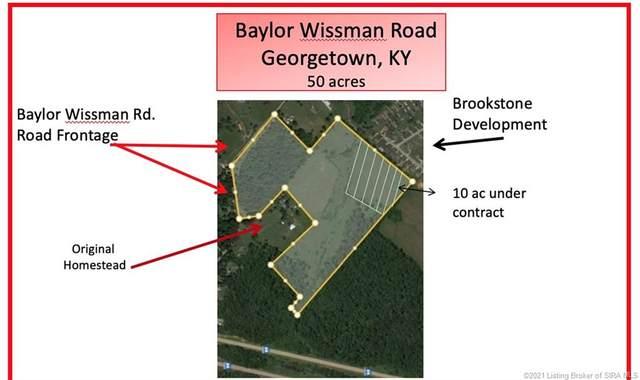Baylor Wissman Road, Georgetown, IN 47122 (#202105858) :: The Stiller Group