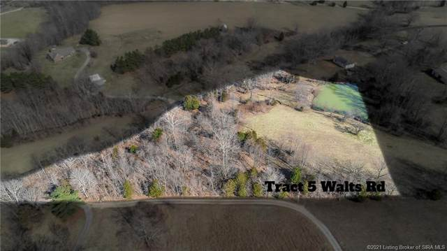 Tract 5 Walts Road, Georgetown, IN 47122 (MLS #202106156) :: The Paxton Group at Keller Williams Realty Consultants
