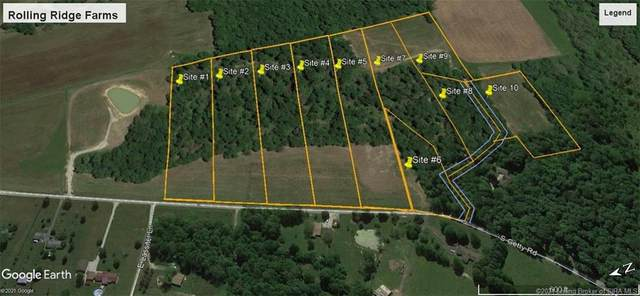 1869 S Getty Road Lot 7, Lexington, IN 47138 (#202106495) :: The Stiller Group