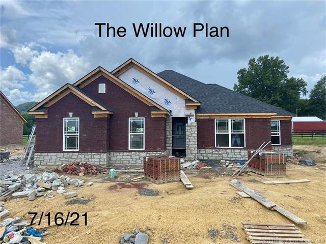 8007 Turf Way Trail Lot 904, Sellersburg, IN 47172 (MLS #202106799) :: The Paxton Group at Keller Williams Realty Consultants