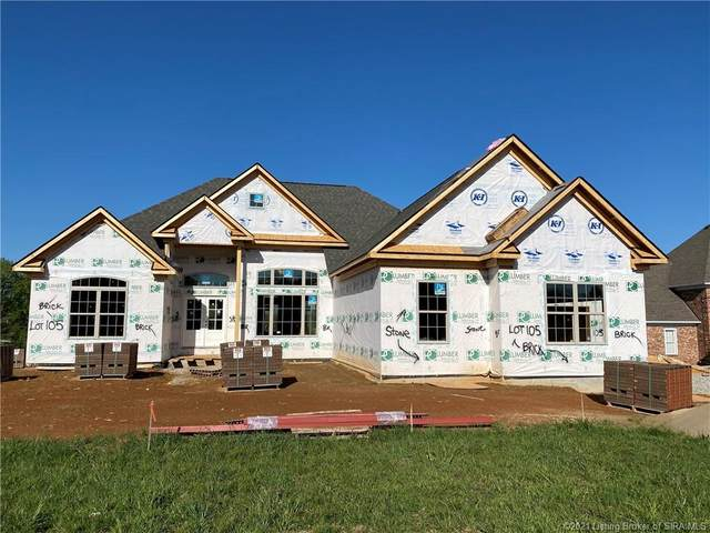 8840 Highland Lake Drive Lot # 105, Georgetown, IN 47122 (#202106839) :: The Stiller Group