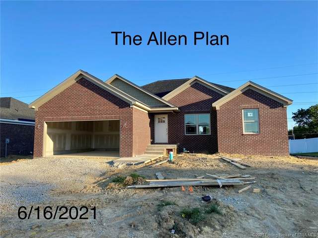 6527 Ashley Springs Court Lot 9, Charlestown, IN 47111 (MLS #202107669) :: The Paxton Group at Keller Williams Realty Consultants