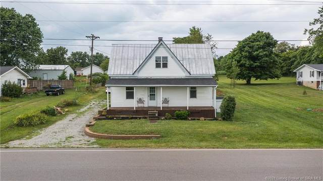 4650 Crandall Lanesville Road NE, Corydon, IN 47112 (MLS #202109014) :: The Paxton Group at Keller Williams Realty Consultants