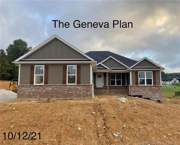 1604 Greenwood Drive Lot 216, Lanesville, IN 47136 (#202109622) :: The Stiller Group