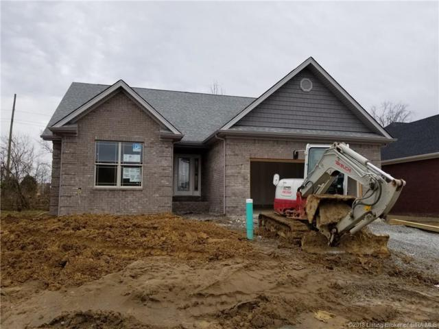 5712 Sugar Berry Lane Lot 318, Jeffersonville, IN 47130 (MLS #2018011122) :: The Paxton Group at Keller Williams