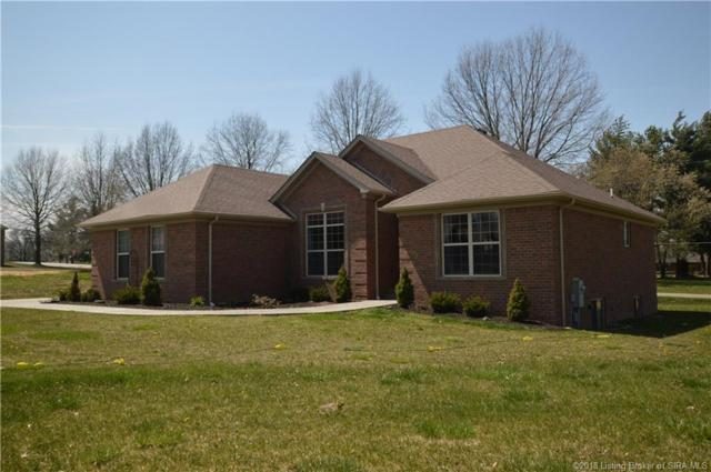 3018 Walnut Cove Court, Jeffersonville, IN 47130 (MLS #201805995) :: The Paxton Group at Keller Williams