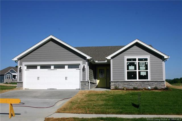 4412 - Lot 220 Venice Way, Sellersburg, IN 47172 (MLS #201806589) :: The Paxton Group at Keller Williams