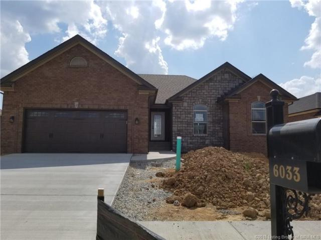 6033 Cookie Drive Lot 213, Charlestown, IN 47111 (MLS #201808187) :: The Paxton Group at Keller Williams