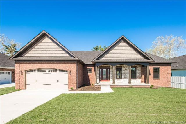 3012 Andres Court - Lot 26, Floyds Knobs, IN 47119 (#201808400) :: The Stiller Group