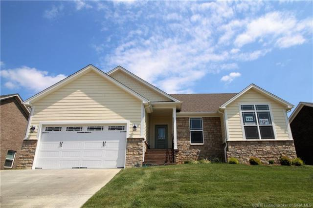1208 - Lot 126 Knob Hill Boulevard, Georgetown, IN 47122 (#201809212) :: The Stiller Group
