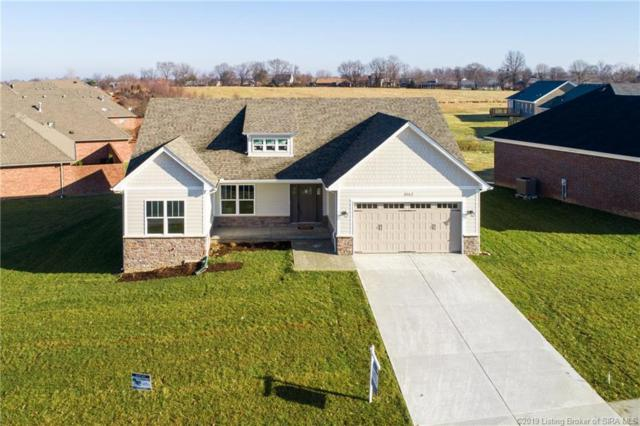 3162 Badger Run, Jeffersonville, IN 47130 (MLS #201809630) :: The Paxton Group at Keller Williams