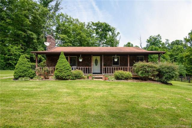 2940 Alonzo Smith Road, Georgetown, IN 47122 (#201908557) :: The Stiller Group
