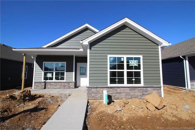 3915 - Lot 224 Bird Song Way, Jeffersonville, IN 47130 (#2020010369) :: Impact Homes Group
