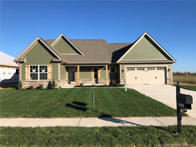 5496 Covington (Lot 1312) Drive, Charlestown, IN 47111 (MLS #2020010859) :: The Paxton Group at Keller Williams Realty Consultants