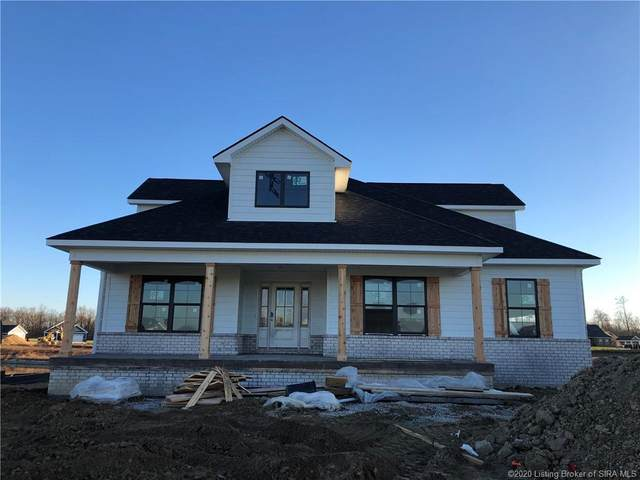 2108 Augusta (Lot 205) Parkway, Henryville, IN 47126 (#202008654) :: Impact Homes Group