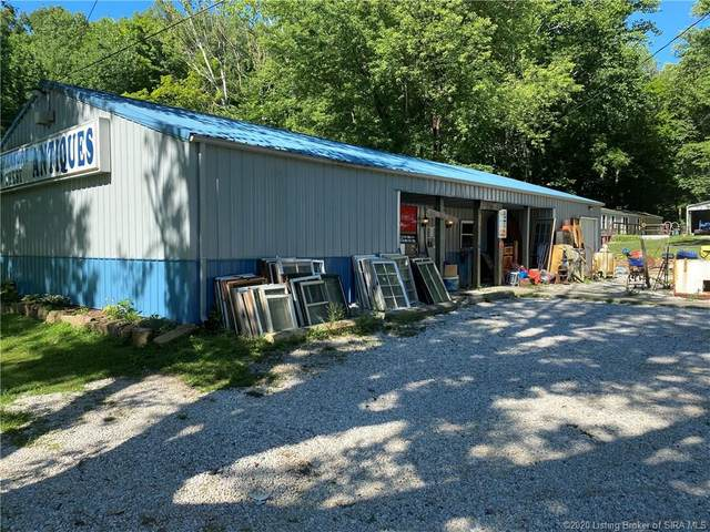 845 N State Road 145, Eckerty, IN 47116 (MLS #202009223) :: The Paxton Group at Keller Williams Realty Consultants