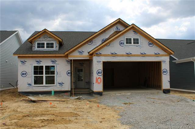 3920 Windsor Creek Drive Lot #10, New Albany, IN 47150 (#202105364) :: The Stiller Group