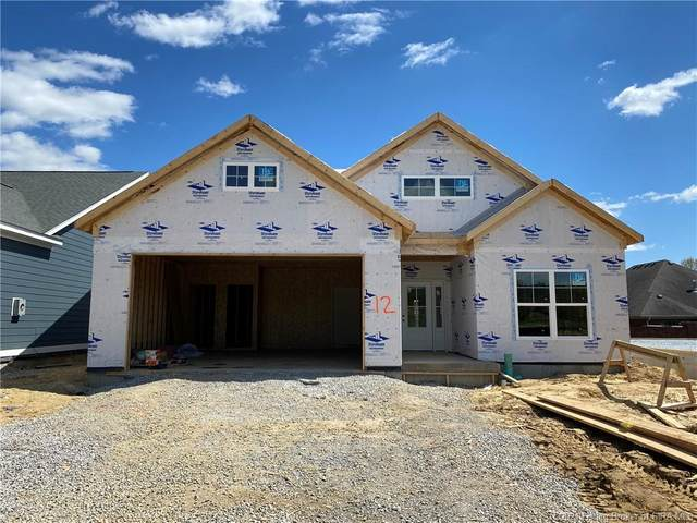 3924 Windsor Creek Drive Lot #12, New Albany, IN 47150 (#202105373) :: The Stiller Group