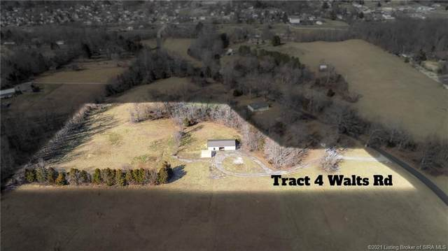 Tract 4 Walts Road, Georgetown, IN 47122 (MLS #202106138) :: The Paxton Group at Keller Williams Realty Consultants