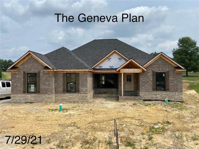 1007 Withers Way Lot 910, Sellersburg, IN 47172 (MLS #202106379) :: The Paxton Group at Keller Williams Realty Consultants