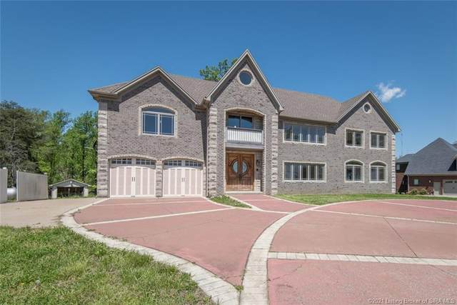 2030 Spickert Knob Road, Floyds Knobs, IN 47119 (#202107399) :: The Stiller Group