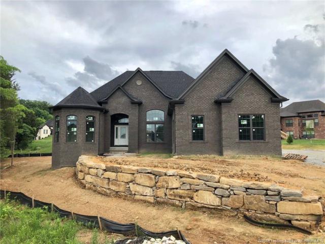 1302 Cedar Chase Drive Lot 229, Lanesville, IN 47136 (#201805807) :: The Stiller Group