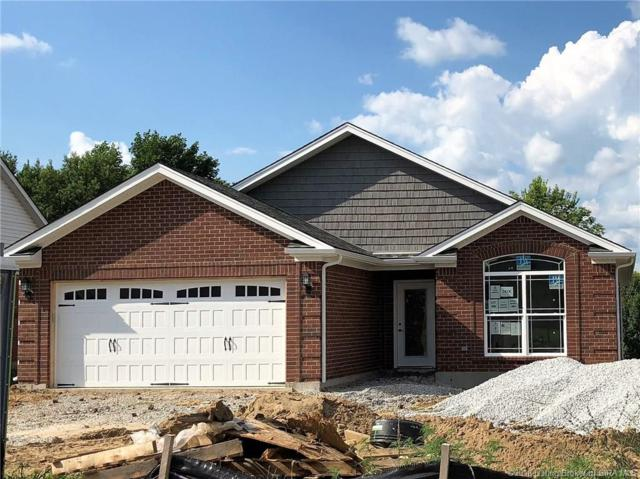 4261 Limestone Trace Lot 308, Jeffersonville, IN 47130 (MLS #201806312) :: The Paxton Group at Keller Williams