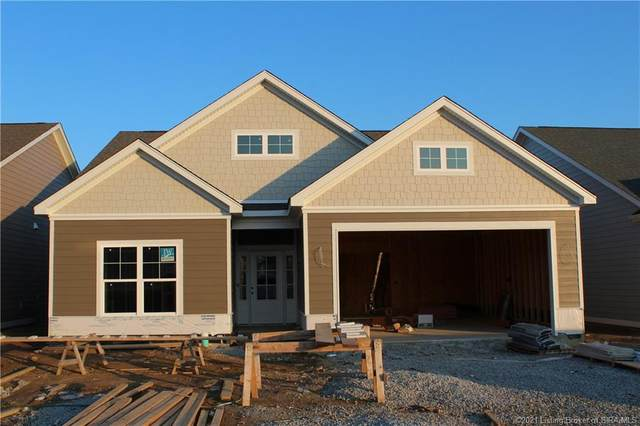 3916 Windsor Creek Drive Lot #8, New Albany, IN 47150 (#202105061) :: The Stiller Group