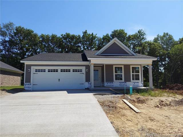6551 Ashley Springs- Lot21 Court, Charlestown, IN 47111 (MLS #202105940) :: The Paxton Group at Keller Williams Realty Consultants