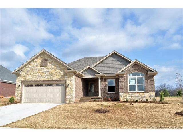 1051 Heritage Way Lot 144, Greenville, IN 47124 (#2017010786) :: The Stiller Group