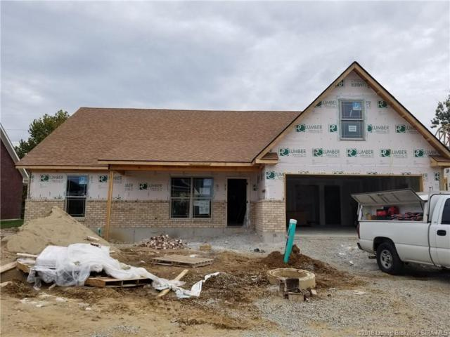 5714 Sugar Berry Lane Lot 317, Jeffersonville, IN 47130 (MLS #2018011121) :: The Paxton Group at Keller Williams