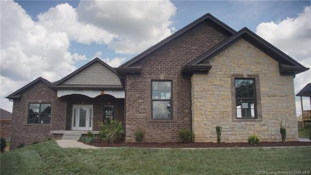 2994 Crystal Lake Drive, Jeffersonville, IN 47130 (#201808948) :: The Stiller Group