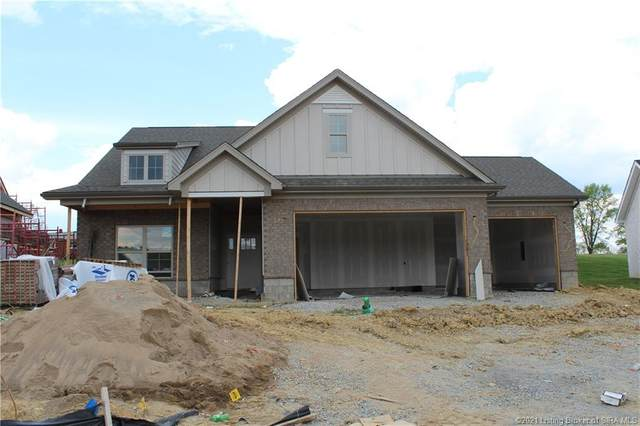 7008 Equine Avenue Lot #731, Sellersburg, IN 47172 (#202105760) :: The Stiller Group