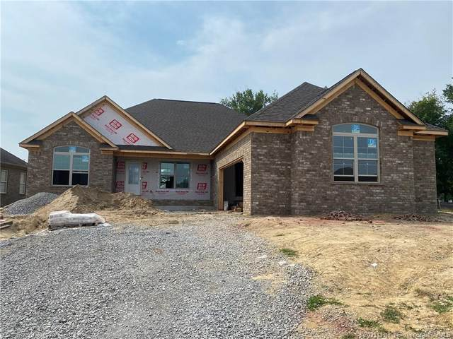 1610 Champions Pointe Parkway Lot 86, Henryville, IN 47126 (MLS #202106099) :: The Paxton Group at Keller Williams Realty Consultants