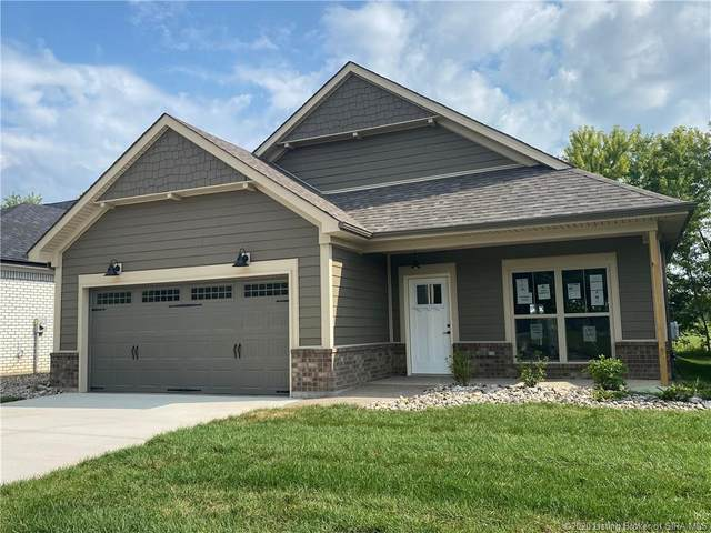4688 Red Tail Ridge Lot 106, Jeffersonville, IN 47130 (MLS #202007111) :: The Paxton Group at Keller Williams Realty Consultants