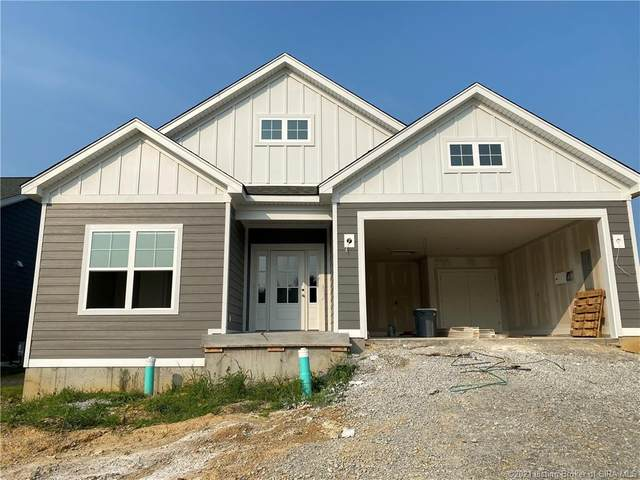 4103 Hanover Court Lot #55, New Albany, IN 47150 (MLS #202107393) :: The Paxton Group at Keller Williams Realty Consultants