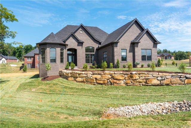 1302 Cedar Chase Drive Lot 229, Lanesville, IN 47136 (#201805807) :: The Stiller Group