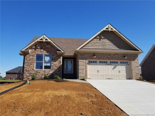 6036 Cookie Drive Lot 257, Charlestown, IN 47111 (MLS #201808640) :: The Paxton Group at Keller Williams