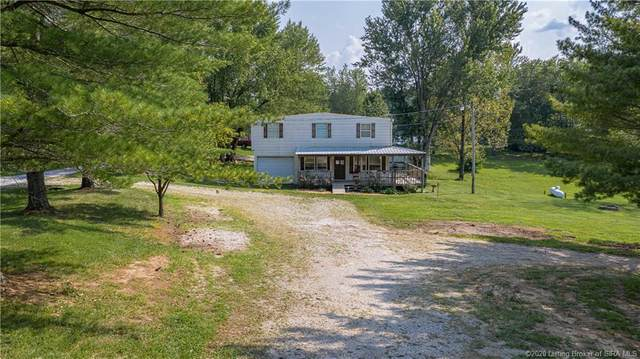 3485 N Patoka Downs Lane, Taswell, IN 47175 (MLS #2020010242) :: The Paxton Group at Keller Williams Realty Consultants