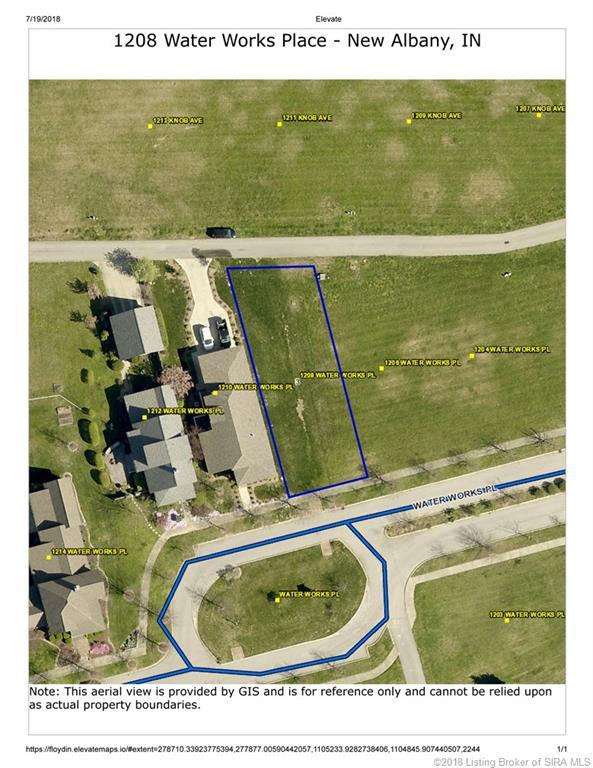 1208 Water Works Place, New Albany, IN 47150 (#2018010500) :: The Stiller Group