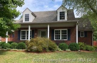 1121 Creekview Circle, New Albany, IN 47150 (#2018012006) :: The Stiller Group