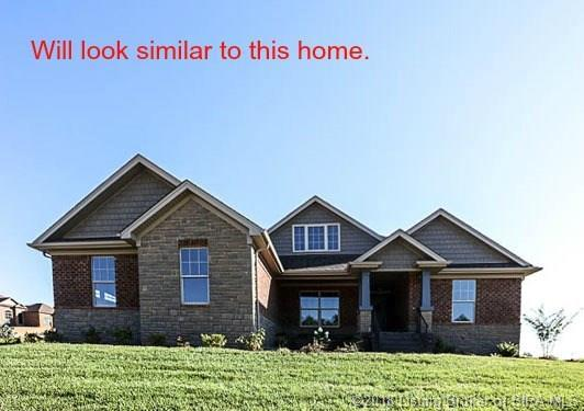 3005 Crystal Lake Drive, Jeffersonville, IN 47130 (MLS #2018012364) :: The Paxton Group at Keller Williams