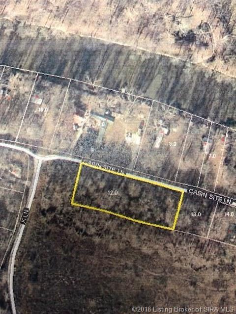 Cabin Site Lane, Vallonia, IN 47281 (#2018012419) :: The Stiller Group