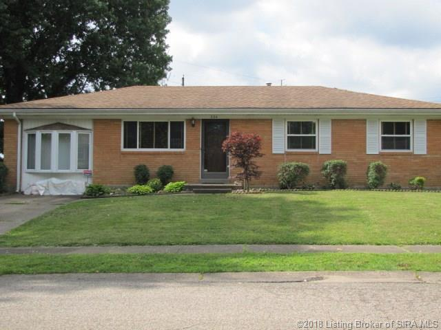 204 Greenlawn Drive, New Albany, IN 47150 (#201809338) :: The Stiller Group