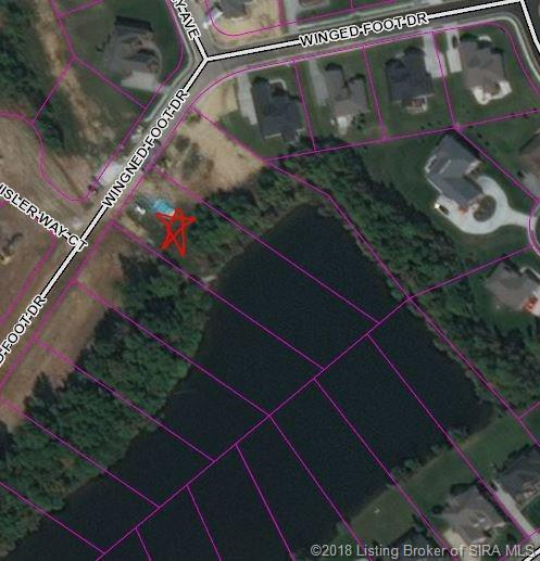 11105 Winged Foot Drive Lot 715, Sellersburg, IN 47172 (#201809473) :: The Stiller Group