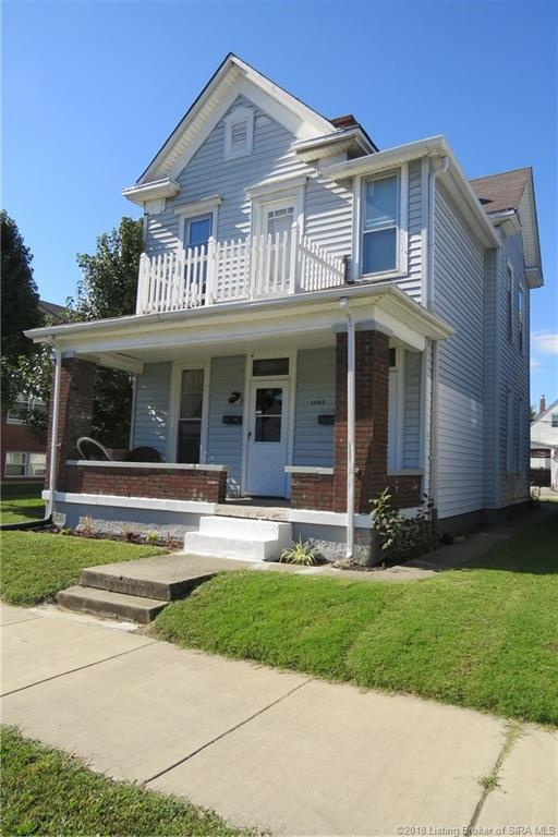 1803 Culbertson Avenue, New Albany, IN 47150 (#201809783) :: The Stiller Group