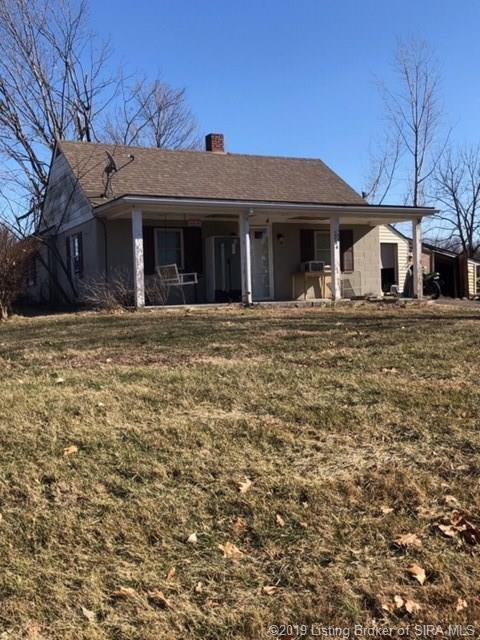 5484 St Johns Road, Greenville, IN 47124 (MLS #201905533) :: The Paxton Group at Keller Williams