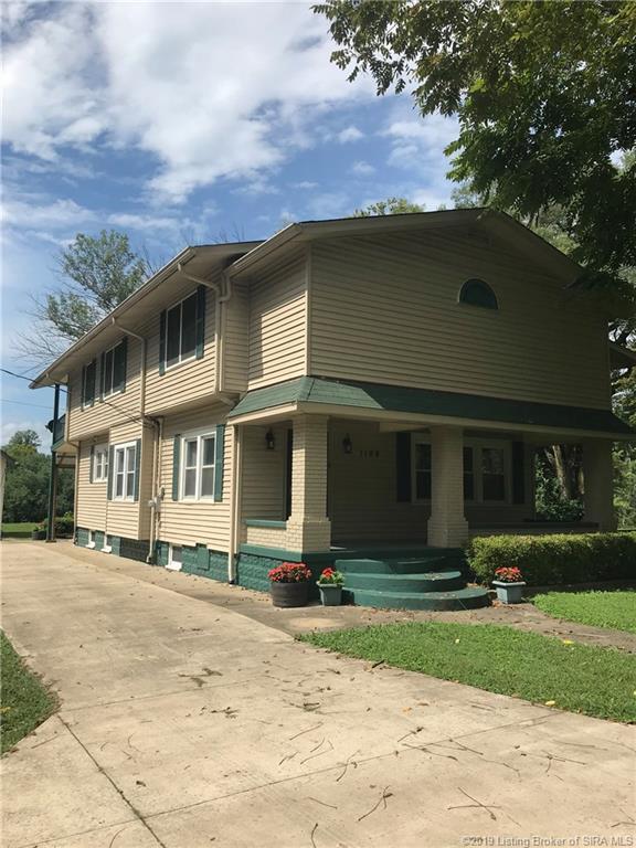 1109 Schaffer Lane, Clarksville, IN 47129 (MLS #201905826) :: The Paxton Group at Keller Williams