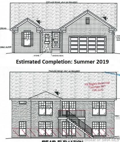6430 Goldrush Boulevard Lot 111, Charlestown, IN 47111 (MLS #201906313) :: The Paxton Group at Keller Williams