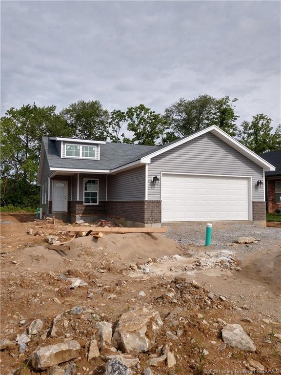 8017 Kismet Drive Lot #293, Charlestown, IN 47111 (MLS #201908006) :: The Paxton Group at Keller Williams